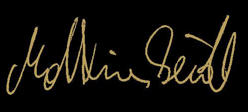 Unterschrift Seidl