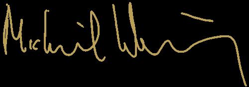 Unterschrift Michi