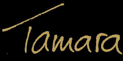 Unterschrift Tamara