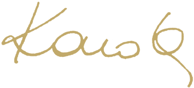 Unterschrift Karola