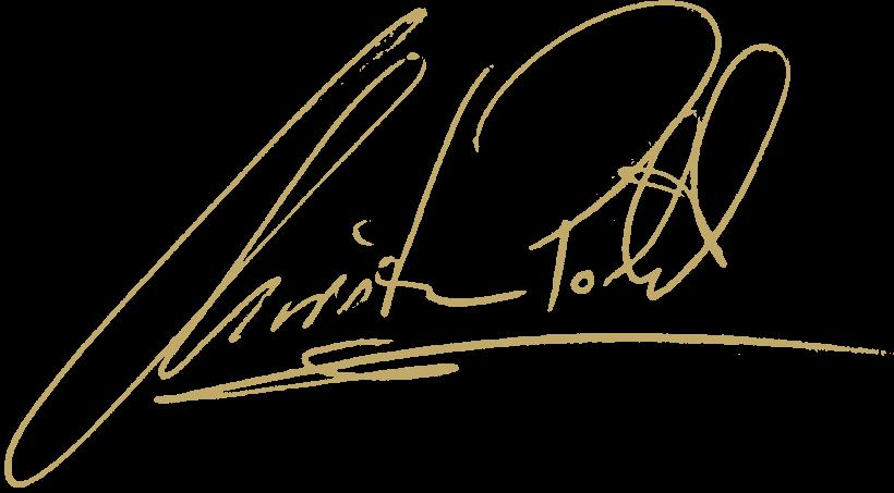 Unterschrift Pöhl